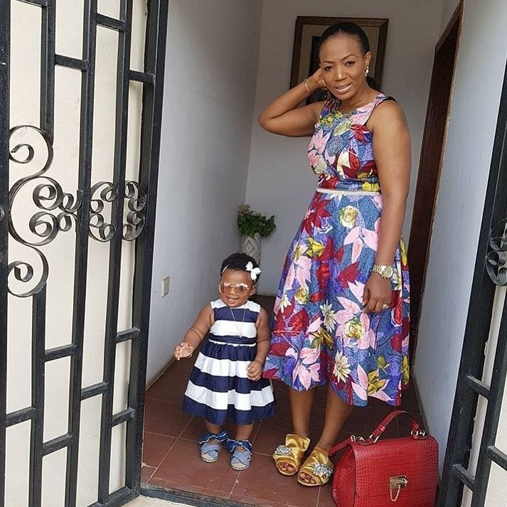 There are several ways to enable oneself stand out with an Ankara fabric, Even if you are contemplating about what to make and slay with an aso ebi style. Nigerian Yoruba dress styles for weekends come in a good many patterns and designs.   The Ankara dress styles beauty of this print is that it comes in many designs and textures. Ankara will permit you make a accede of any cloth without losing the  African Ankara dresses  flair. #nigeriandressstyles There are several ways to enable oneself stan #nigeriandressstyles