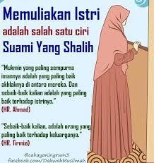Hasil Gambar Untuk Renungan Suami Istri Islam Bijak Suami Islam