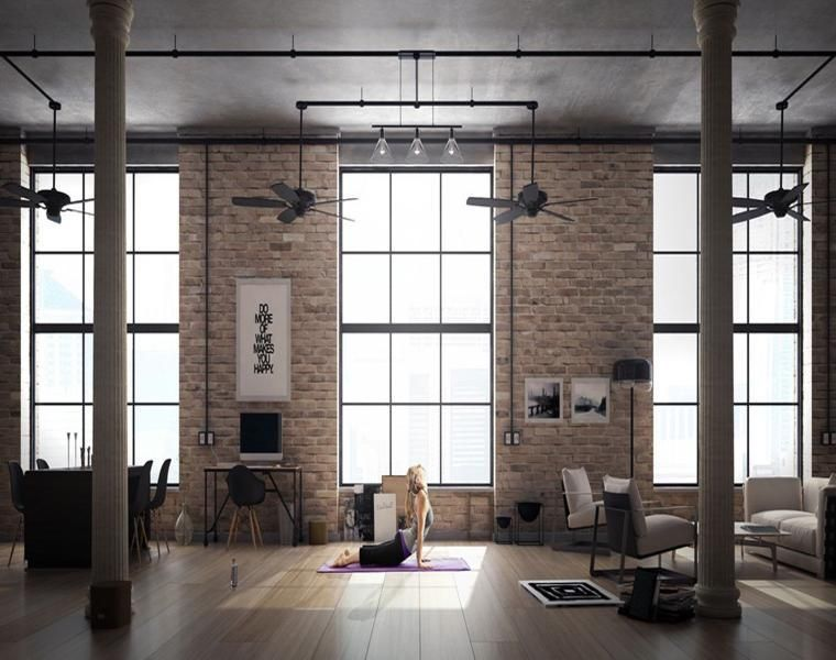 #Interior Design Haus 2018 Lofts Des Designs   Besichtigen Sie Die 42  Eindrucksvollsten Innenräume #