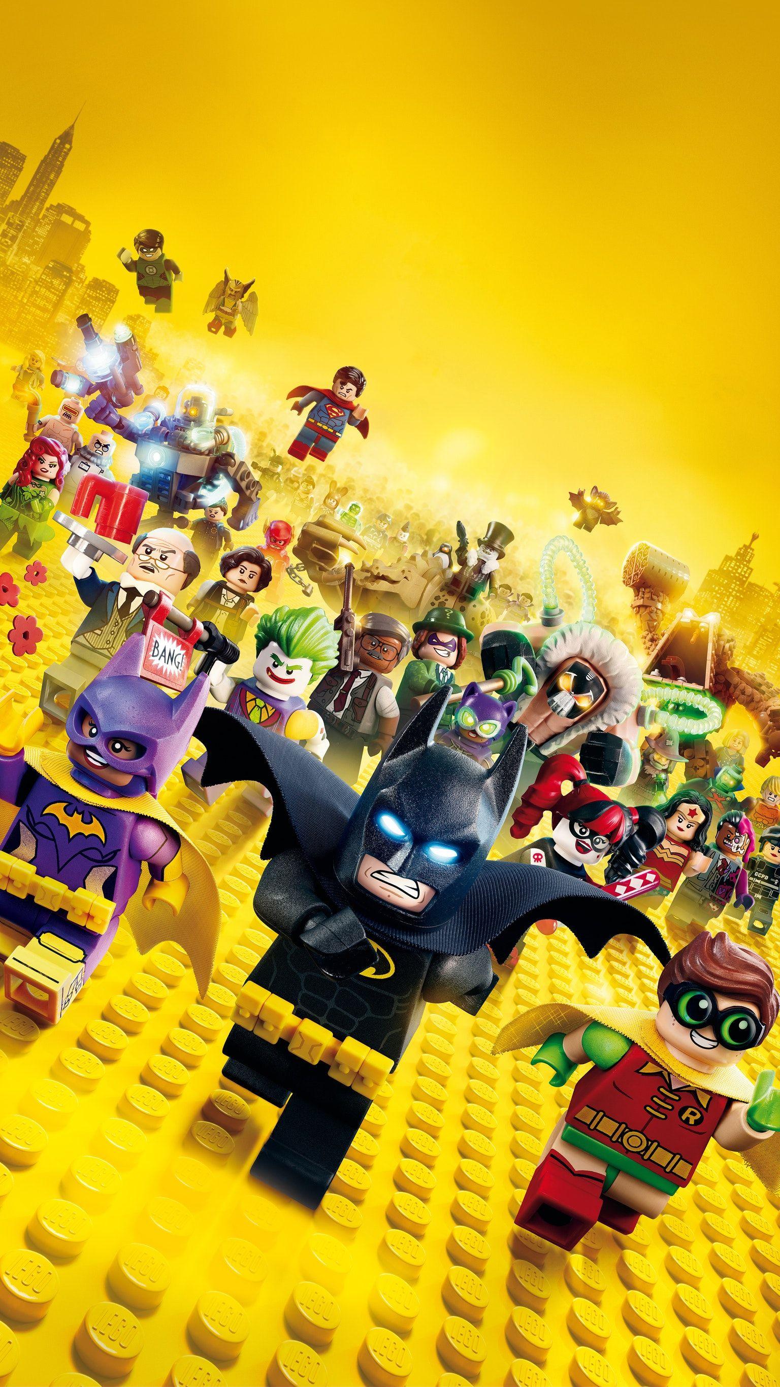 The Lego Batman Movie 2017 Phone Wallpaper Moviemania Lego Batman Movie Lego Batman Batman Movie Posters