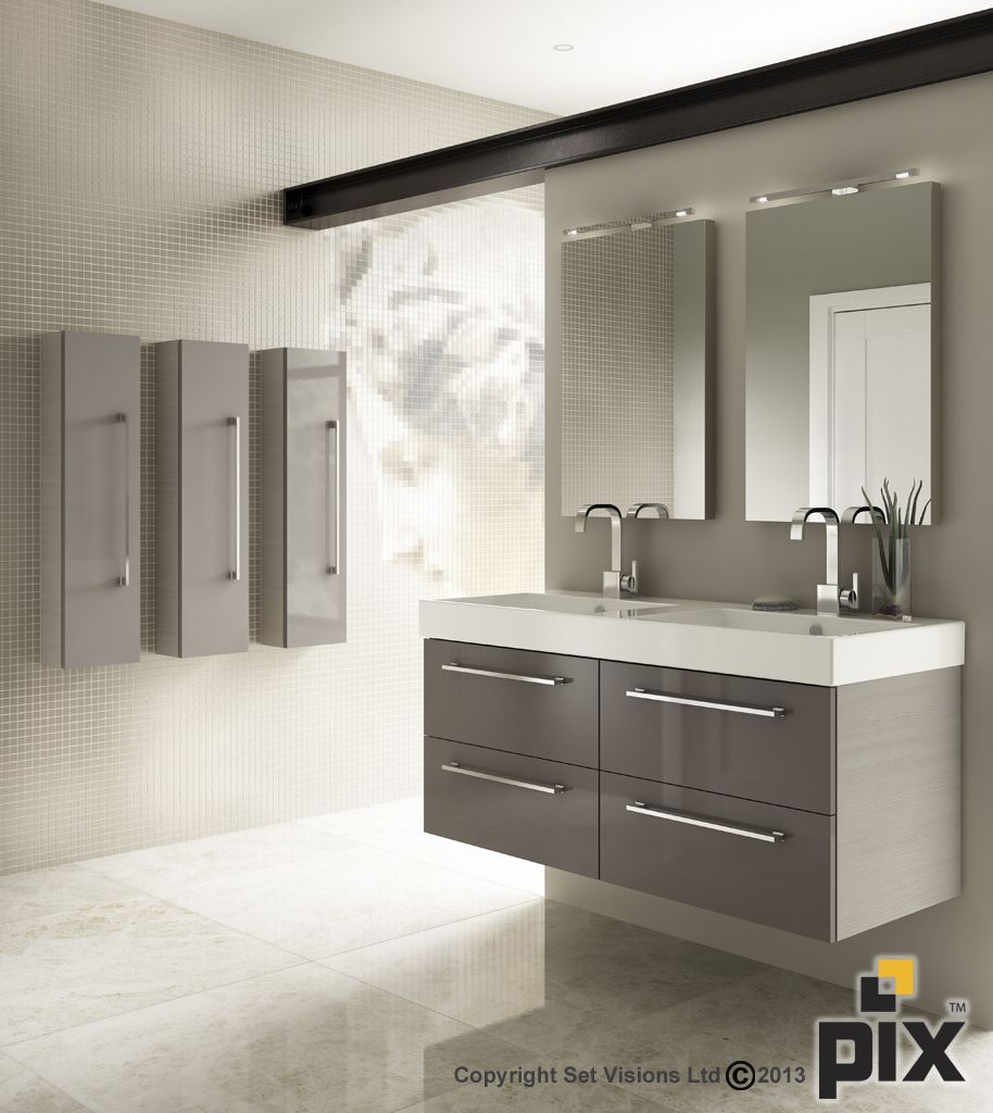 gloss gloss modular bathroom furniture collection. We Find That Customers Who Have Their Own Strong Design Vision And Ideas Really Love The Zone Furniture Collection. It\u0027s Highly Versatile Modular, Gloss Modular Bathroom Collection U