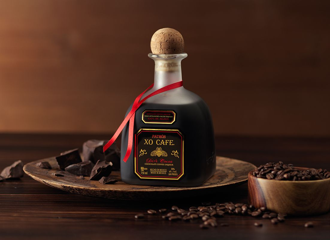 Coffee and Criollo chocolate bring out tequila's dark side.