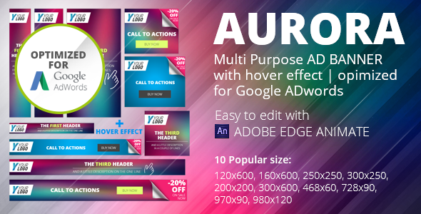 banner ad templates