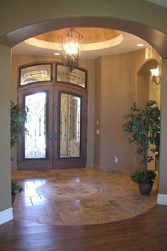 Elegant Entryway Pictures | Arizona Custom Home Design: Scottsdale, Gilbert,  Phoenix, Queen Creek