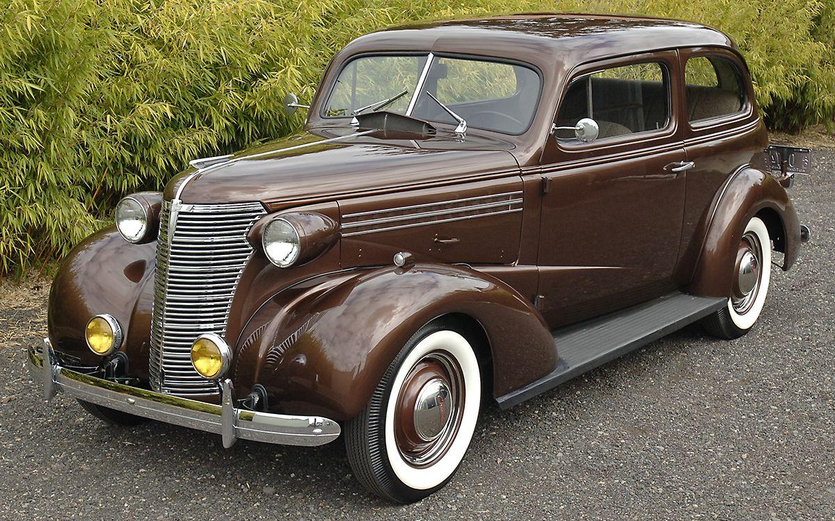 Kelebihan Chevrolet 1938 Top Model Tahun Ini