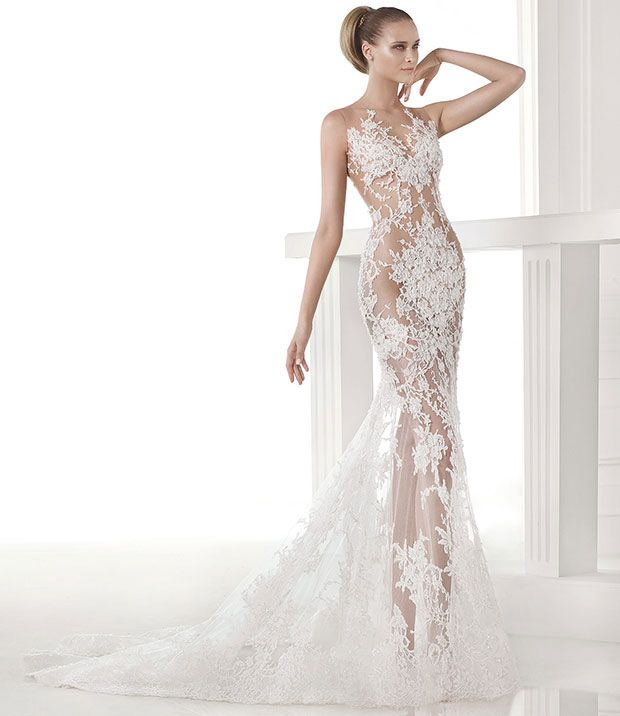 25 Sexy Wedding Dresses for 2015 | Sexy, Receptions and Wedding