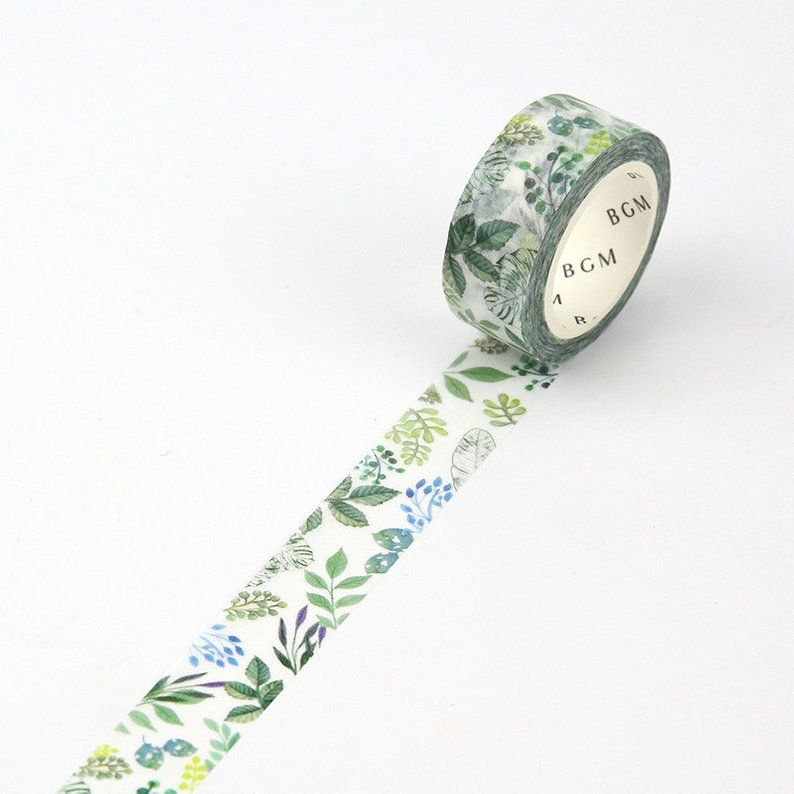 Cherry blossoms in spring 15mmX7M Diary paper Adhesives Masking washi Tape