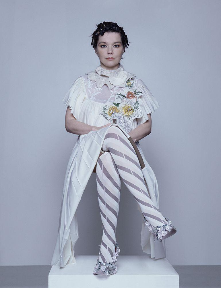 Björk photographed by Warren du Preez & Nick Thornton-Jones - 2002