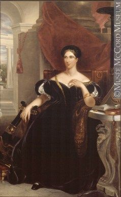 Peinture | Portrait de Lady Elgin, Lady Mary Louisa Lambton (d. 9 mars 1898) | M994.35.3