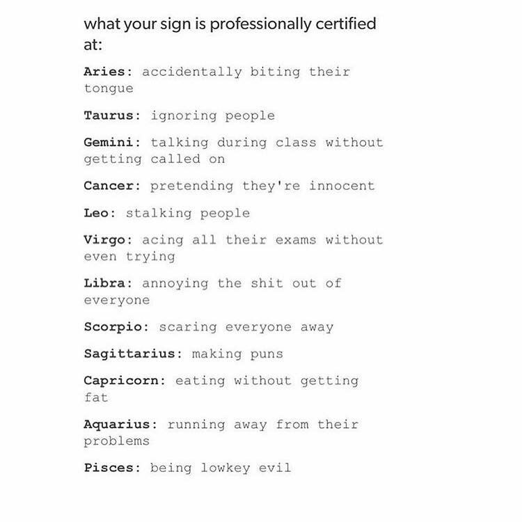 Being Lowkey Evil Zodiac Signs Pisces Zodiac Signs Horoscope Horoscope Signs Love
