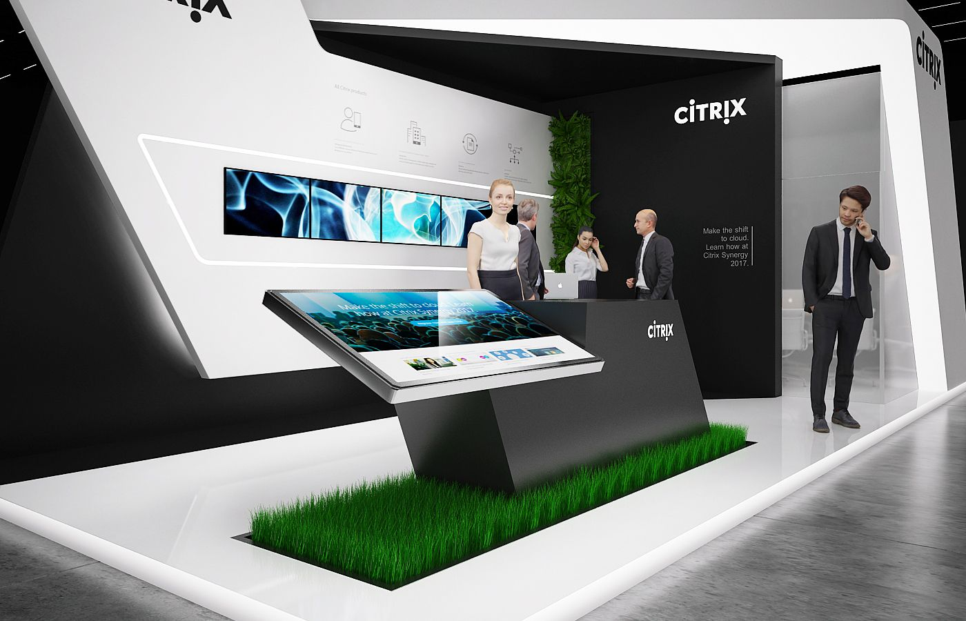 "다음 @Behance 프로젝트 확인: ""* CITRIX * exhibition stand *"" https://www.behance.net/gallery/46051609/-CITRIX-exhibition-stand-"
