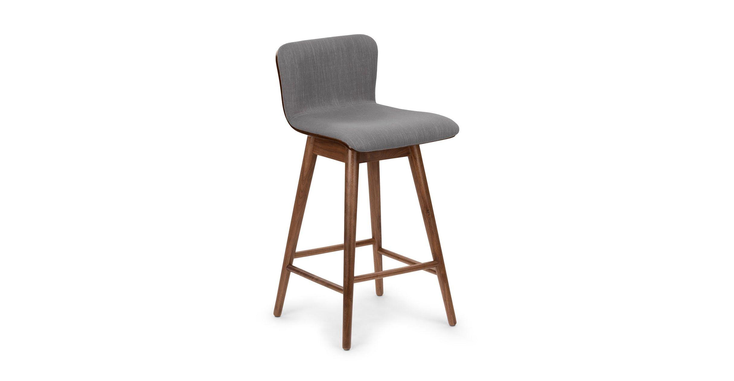 Astounding Sede Thunder Gray Walnut Swivel Counter Stool In 2019 Short Links Chair Design For Home Short Linksinfo
