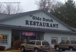 The Olde Dutch Restaurant And Banquet Haus In Ohio S Hocking Hills
