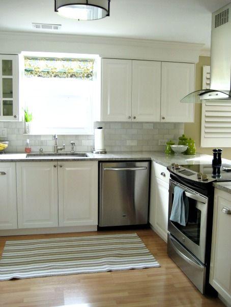 Ikea Lidingo Cabinets & Ikea Lidingo Cabinets | Kitchen | Pinterest | Kashmir white granite ...