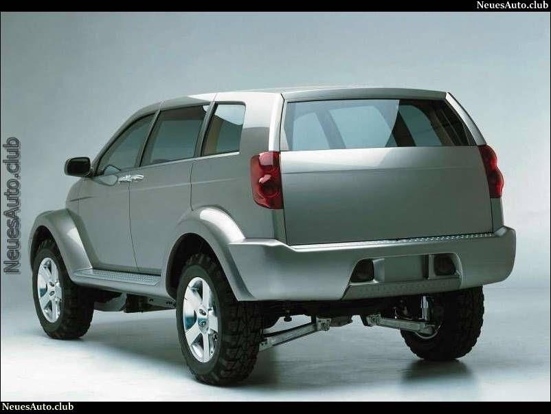 Dodge Powerbox Konzept 2001 Cars Trucks Pinterest Cars
