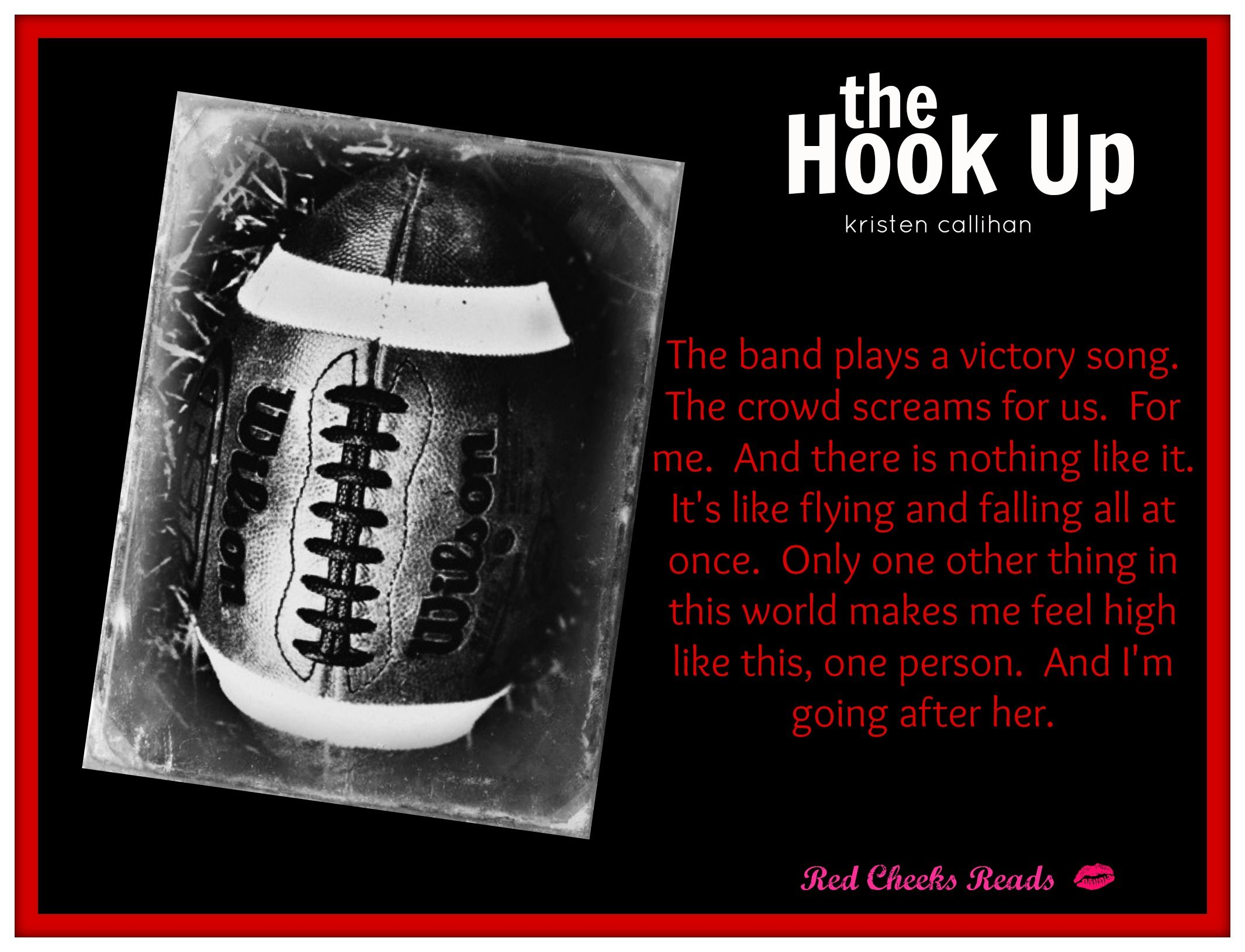 Read the hook up by kristen callihan