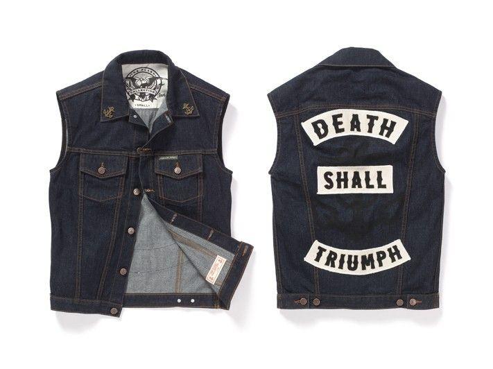 """""""A morte deve triunfar"""": Iggy Pop lança a sua própria jaqueta jeans"""