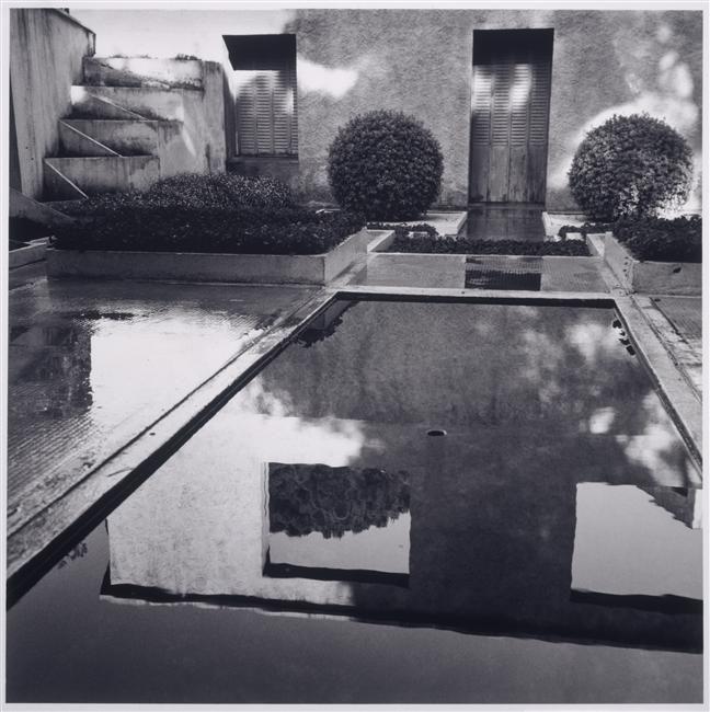 Le jardin cubiste de Guévrékian / Villa Noailles - Mallet Stevens ...