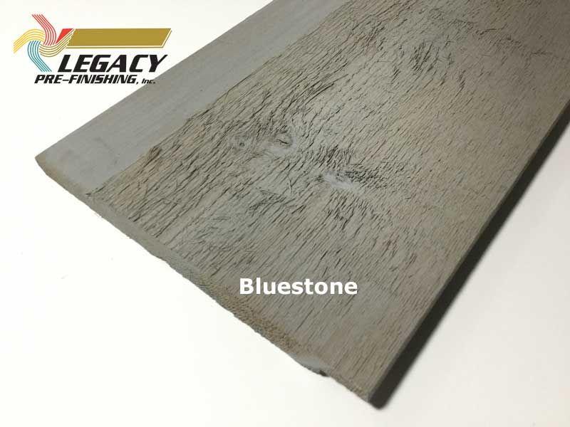 Prefinished Cedar Channel Rustic Siding Bluestone Bluestone Solid Stain Solid Stain Colors
