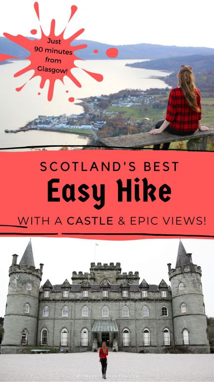 Scotlands best easy hike with epic viewsEASY