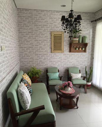 desain ruang tamu vintage klasik (dengan gambar) | desain