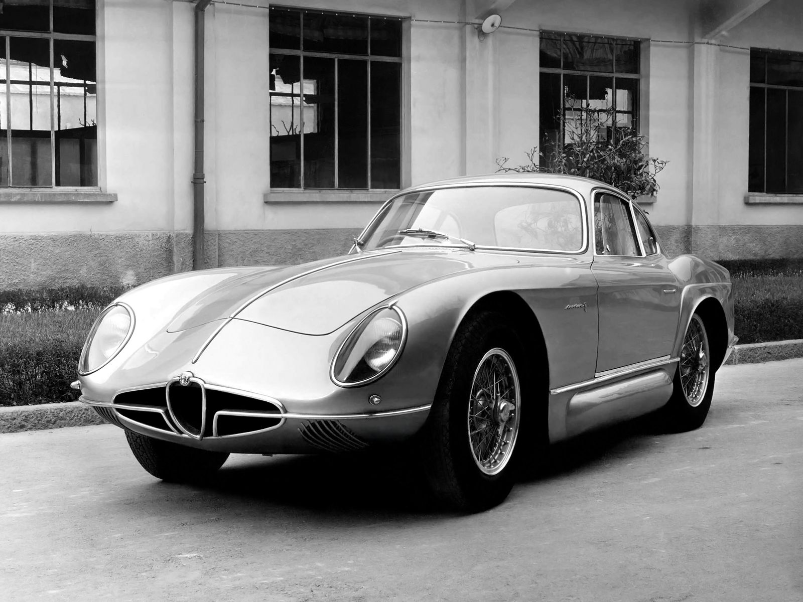 Alfa Romeo 2000 Sportiva Coupe Some Of The Concept Cars That Have Been Made  By The Italian Alfa Romeo Company. Best Car Ever. Love Red Heart And Soul,  ...