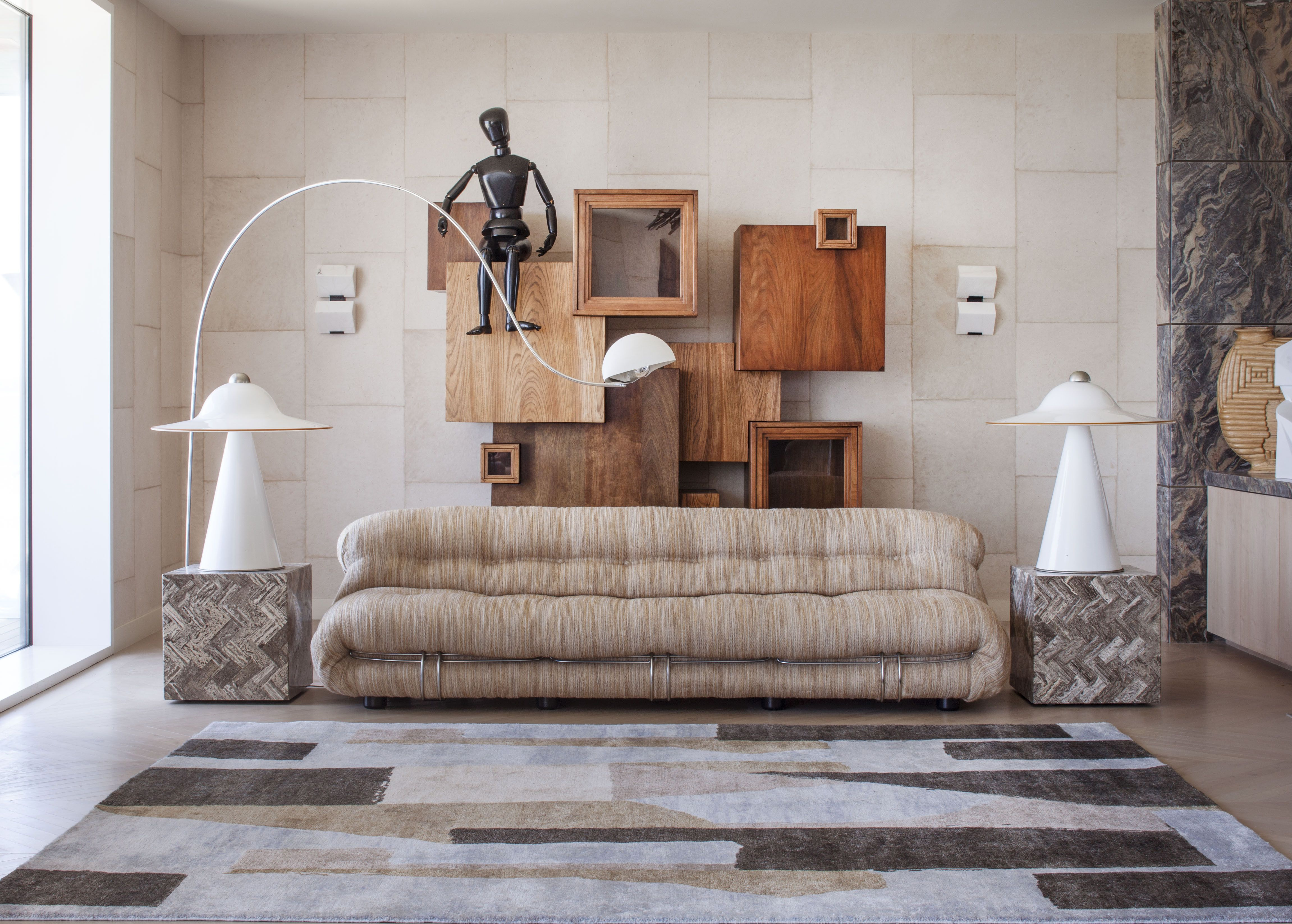 District by Kelly Wearstler for The Rug Company