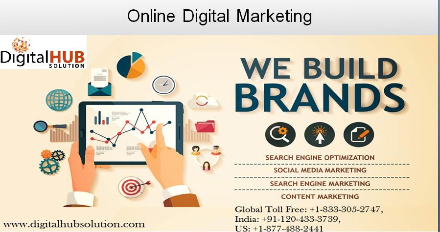Digital Marketing Services Is Digital Hub Solution Best Services In The Digital Marketing Digital Marketing Digital Marketing Services Online Marketing Agency