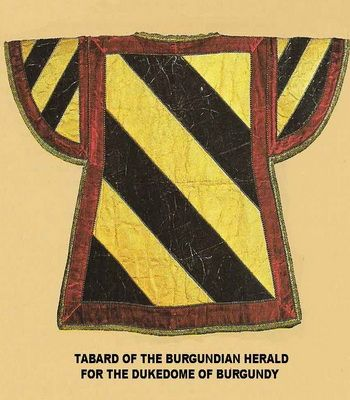 Burgund Herzogtum Burgund