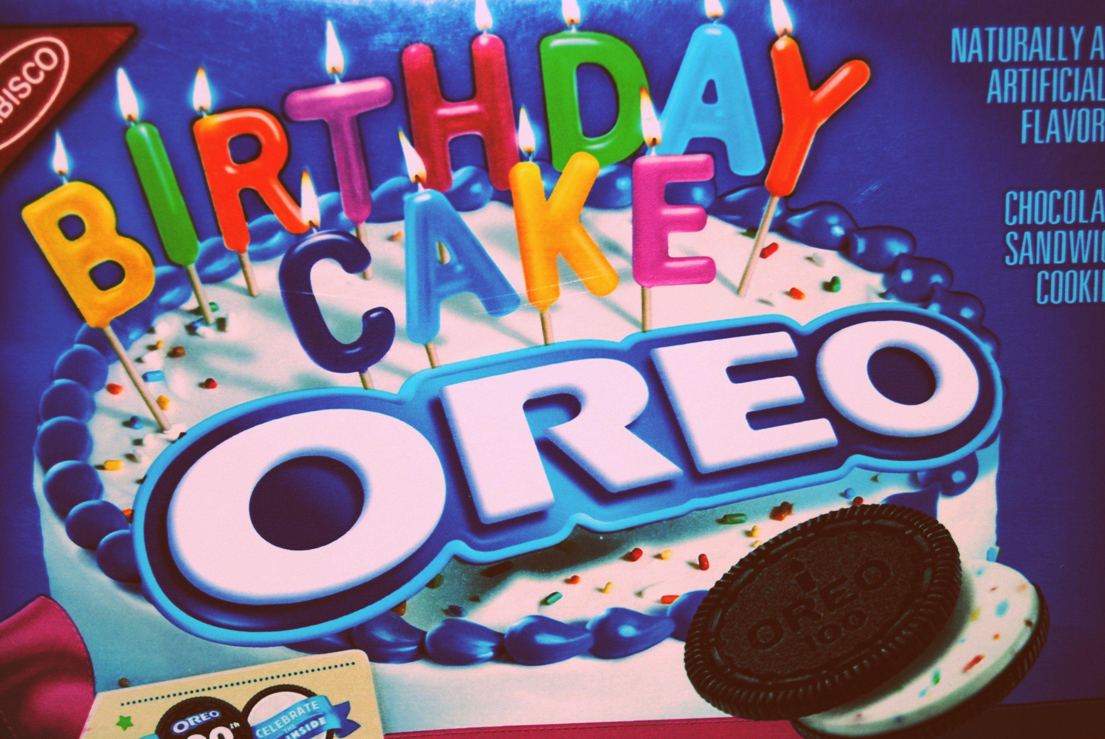 happy 100th birthday oreo!