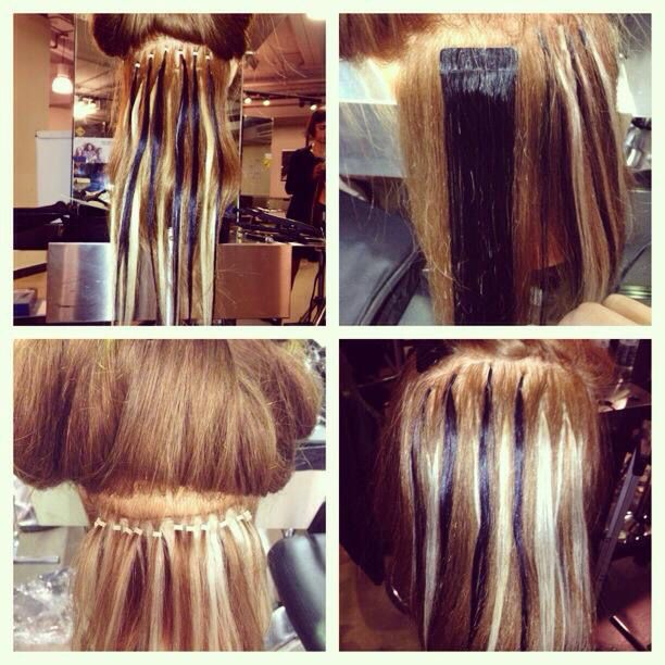 A Touch Of Class Boutique Hair Salon Specializes In Hair Extensions