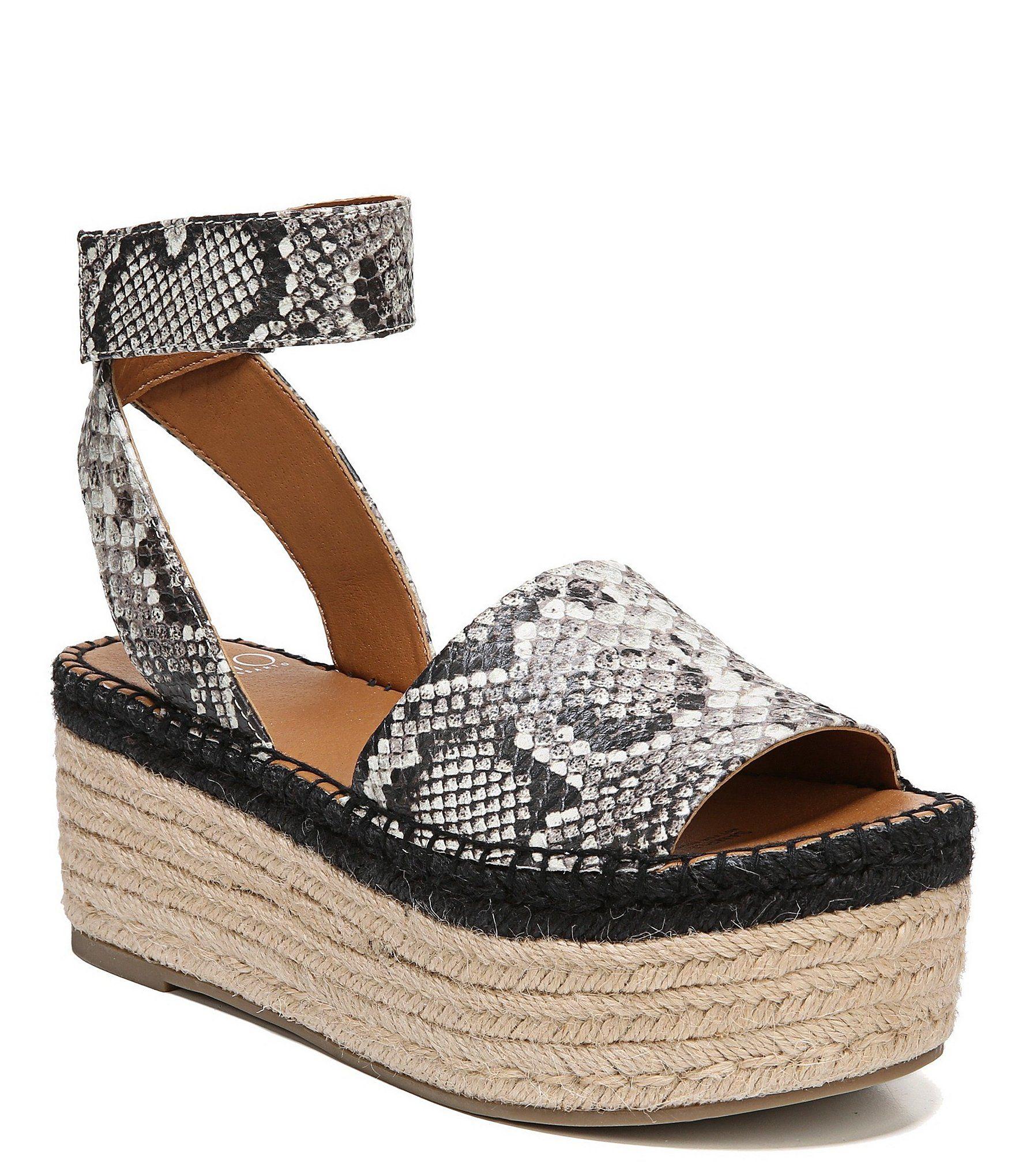 Sarto by Franco Sarto Maisi Ankle Strap Espadrille Sandals XTbCwl0