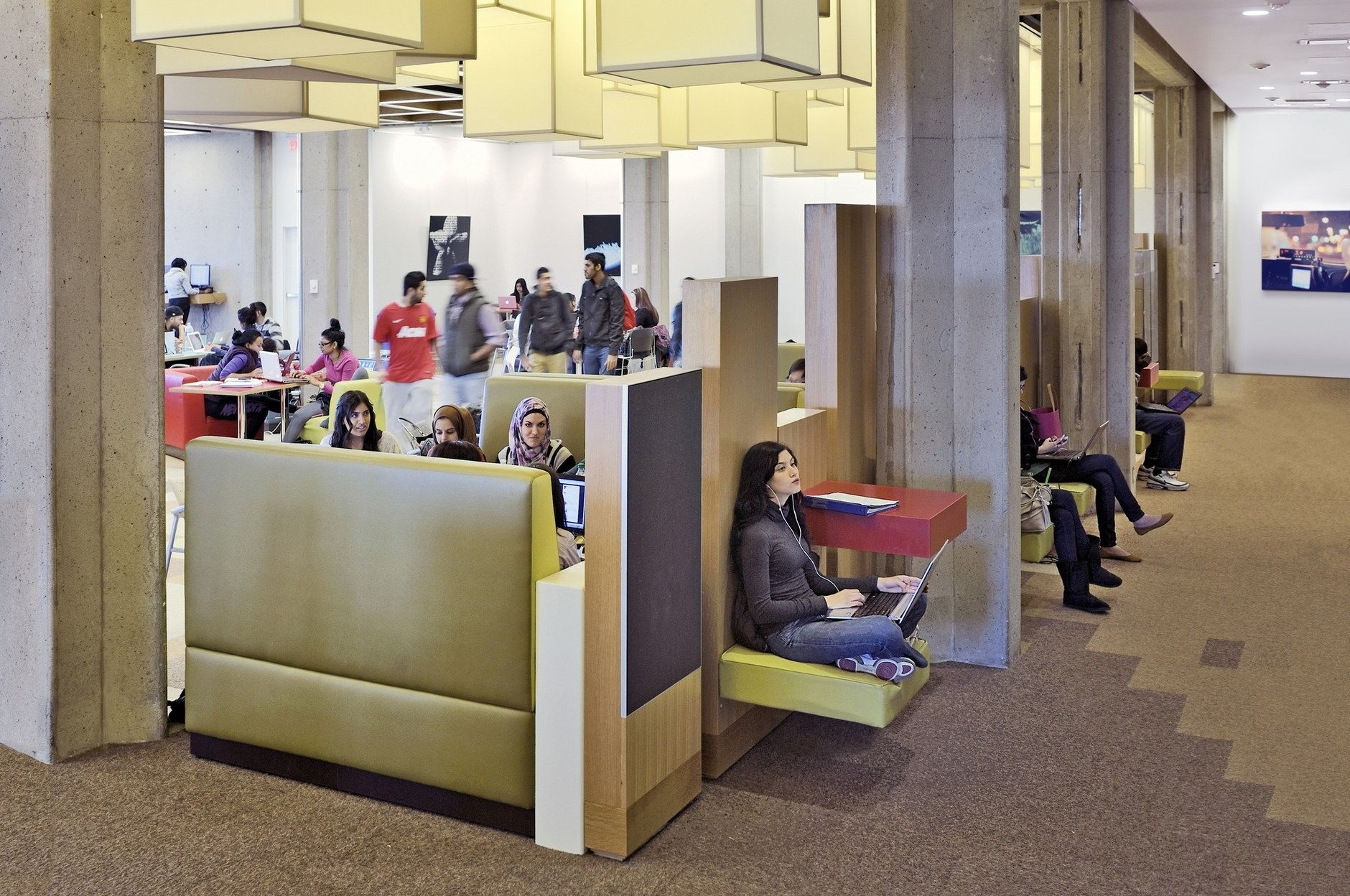 learning commons design Google Search Pinterest