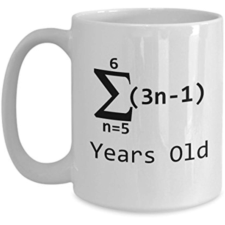 Math Teacher Mug Coffee 15 OZ
