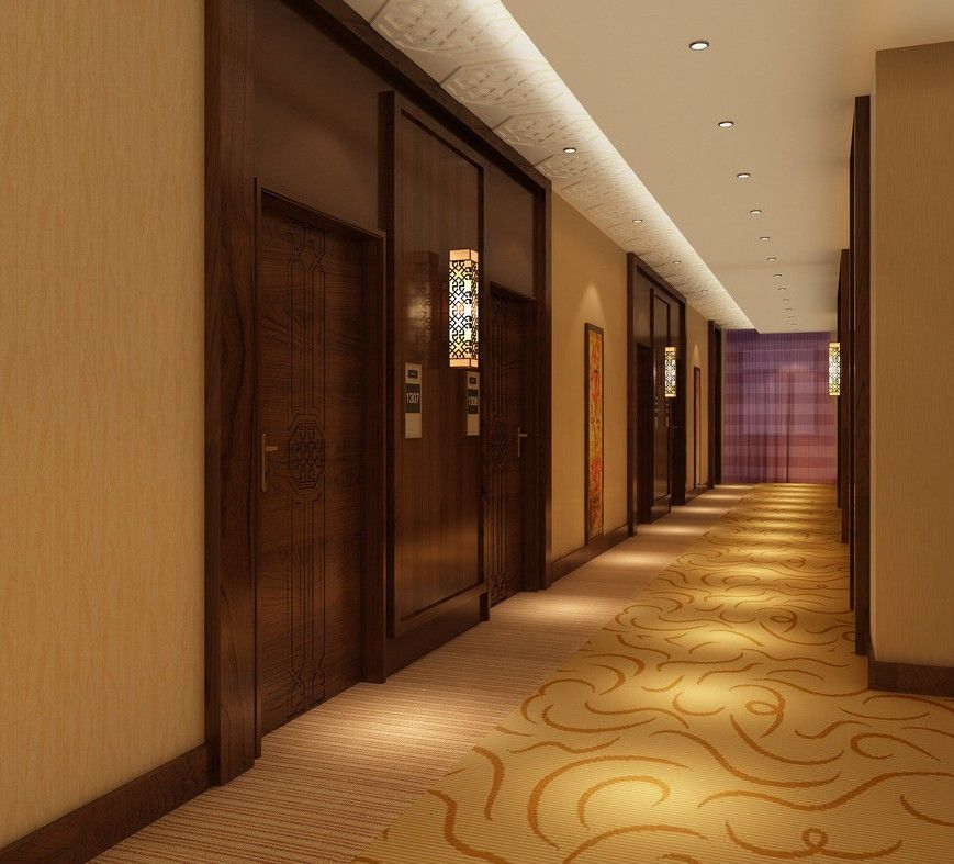 Room And Corridor Design Hd Hotel Corridor Interior Design