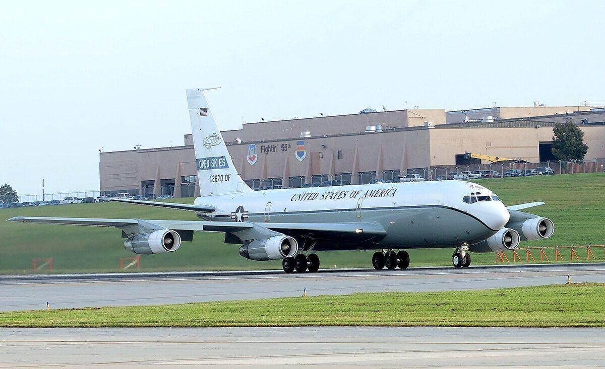 Open Skies Treaty Aircraft In 2020 Aircraft Open Sky Aircraft Interiors