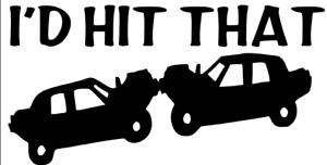 Image Result For Demolition Derby Stickers Funny Car Decals Demo Derby Demolition Derby