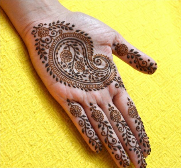 726c1bb22 Traditional Paisley Mehndi Designs 2019 Simple Paisley Henna Designs  #NewmehndiDesign # Newarbicmehndidesign # Newpunjabimehndidesign #