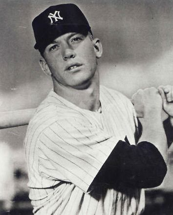 "mickey mantle | Mickey Mantle: ""The Mick"""