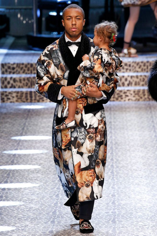 Dolce Gabbana Milao - Inverno 2017 Fevereiro 2017 foto: FOTOSITE
