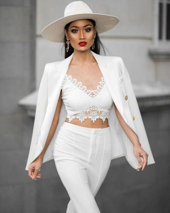 Micah Gianneli, Fashion, Elegant Dresses