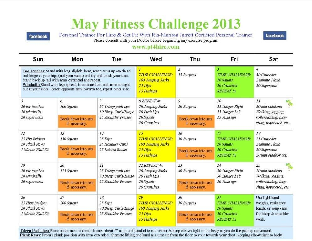 Pin By Kristen Rivera On Get Fit With Ris Workout Challenge Month Workout Challenge Get Fit