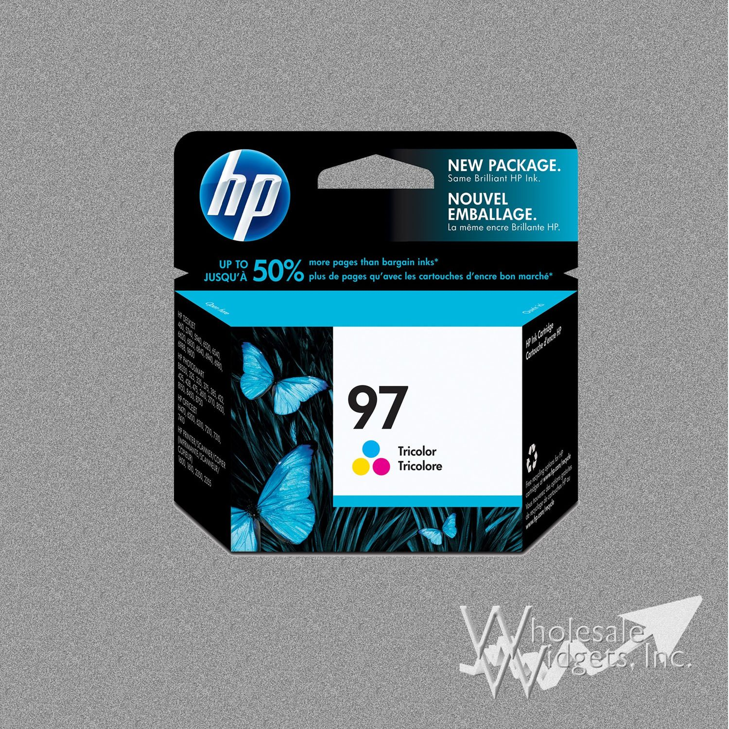 Hp 97 Cmy Ink For Use In Deskjet 5740 5740xi 5743 5745 5748