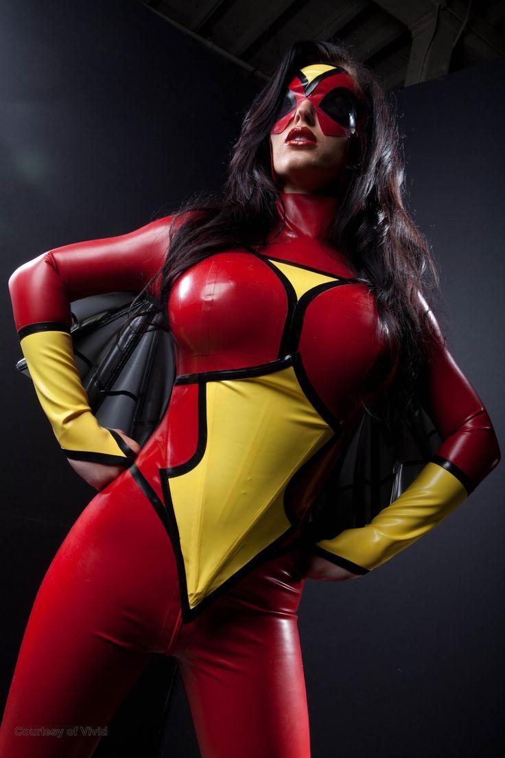 Jenna Presley as Spider Woman   Adult Stars 6   Pinterest