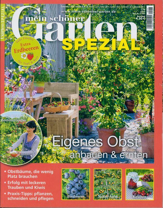 Mein schöner Garten Spezial 174/2018 \