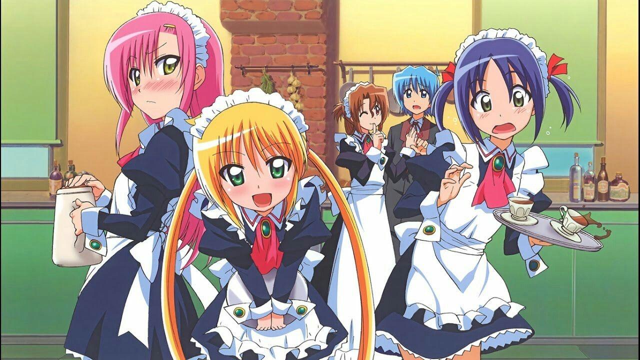 Pin by Jacob Bass on Anime Maids Comedy anime, Anime