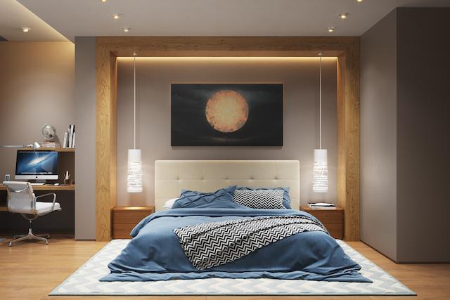 Bedroom Lighting Ideas Contemporary Mood Modern Bedroom