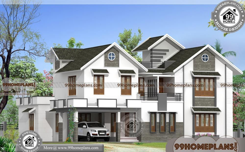 Indian Style 3d Front Home Elevation Pictures For All Type