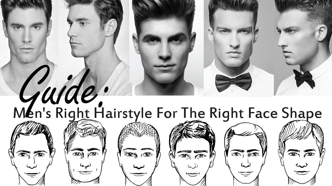 34 Perfect Hairstyles Different Face Shapes Beehost In 2020 Face Shape Hairstyles Long Hair Styles Men Face Shapes