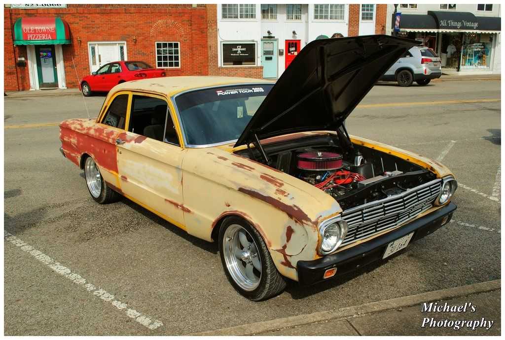 A 1962 Ford Falcon By Https Www Deviantart Com Theman268 On Deviantart Ford Falcon Ford Dream Cars